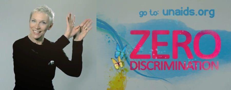 Annie Lennox - Zero Discrimination