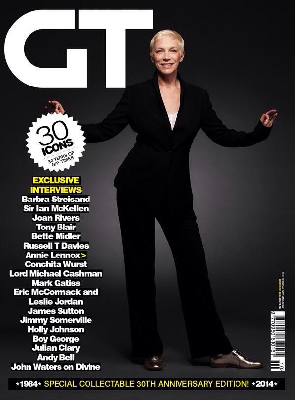 Front Cover of Gay Times