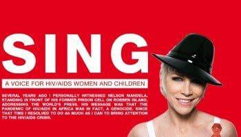 Annie Lennox – Sing Campaign